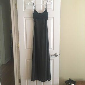 Cache black dress size 4